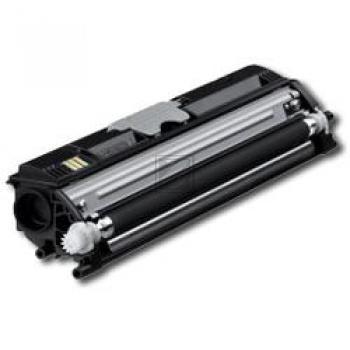 Konica Minolta 1600W / A0V301H Toner black kompatibel