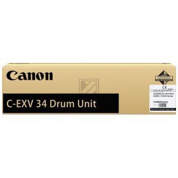 Canon Fotoleitertrommel schwarz (3786B003 3786B003AA, C-EXV34)