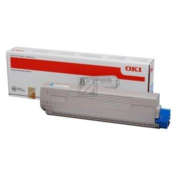 Original OKI 44059168 / MC851 Toner Black