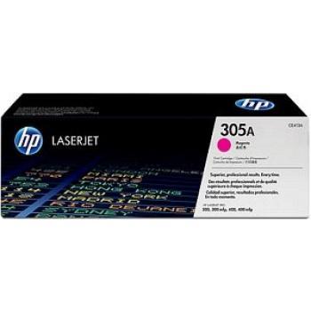 HP Toner-Kartusche magenta (CE413A, 305A)