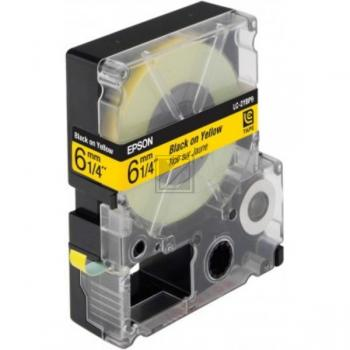 Original Epson C53S623401 / LC-2YBP9 Farbband Black yellow