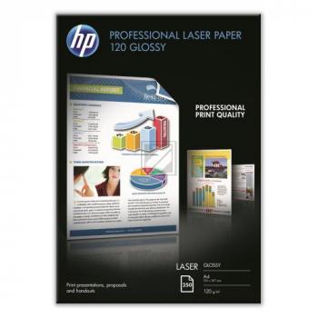 HP Papier Glänzend weiß DIN A4 (CG964A)
