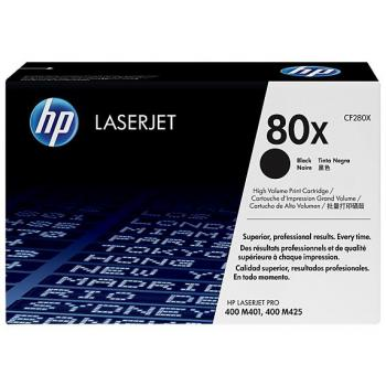 Original HP CF280X / 80X Toner Black