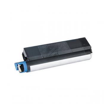 Premium Toner Schwarz HY kompatibel für OKI C3100, C3200 (3000 S.)