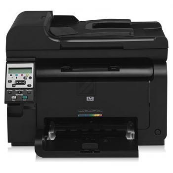 Hewlett Packard Laserjet Pro 100 Color MFP M 175