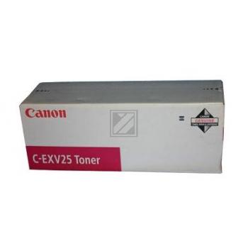 Canon Toner-Kartusche magenta (2550B002, C-EXV25)