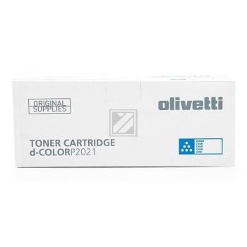 Olivetti Toner-Kit cyan (B0953)