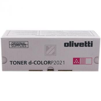 Olivetti Toner-Kit magenta (B0952)