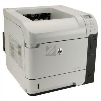 Hewlett Packard Laserjet Enterprise 600 M 603 N