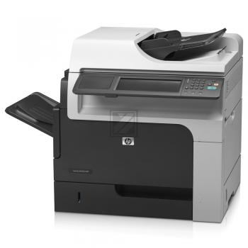 Hewlett Packard Laserjet Enterprise M 4555 MFP