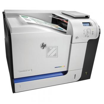Hewlett Packard Laserjet Enterprise 500 M 551 DN