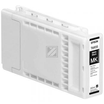 Epson Tintenpatrone Ultra Chrome XD schwarz matt HC (C13T693500, T6935)