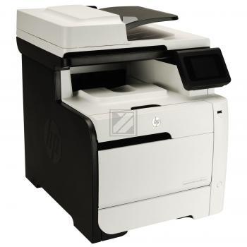 Hewlett Packard Laserjet Pro 300 Color MFP M 375 NW