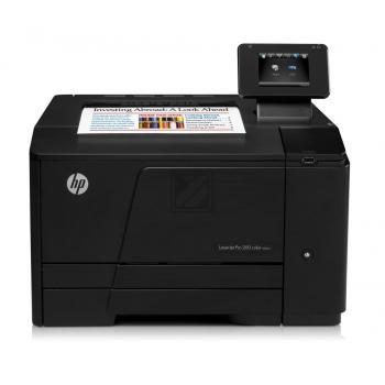 Hewlett Packard Laserjet Pro 200 Color M 251