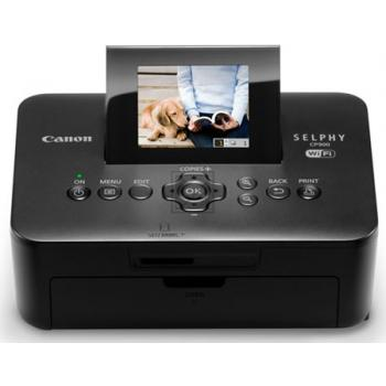 Canon Selphy CP 900 (Black)