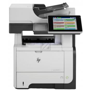 Hewlett Packard Laserjet Enterprise 500 MFP M 525 DN