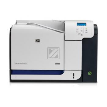 Hewlett Packard Color Laserjet CM 3525 X