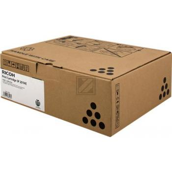 Ricoh Toner-Kit schwarz HC (407254, TYPE-SP201HE)