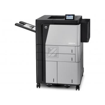 Hewlett Packard Laserjet Enterprise M 806 X