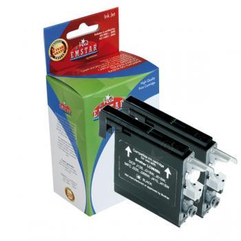 Emstar Tintenpatrone 2 x schwarz 2-Pack (10B55B55, B59)