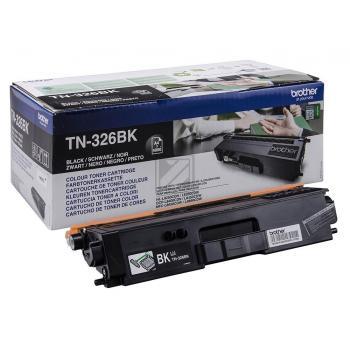 Brother Toner-Kartusche schwarz HC (TN-326BK)