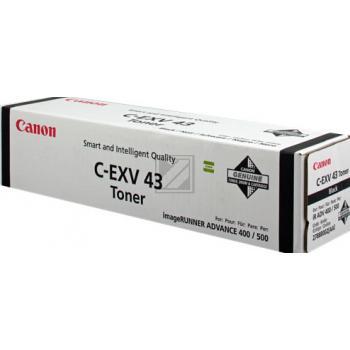 Canon Toner-Kartusche schwarz (2788B002, C-EXV43)