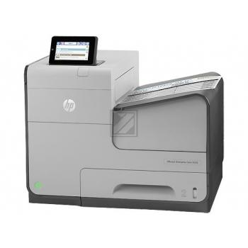 Hewlett Packard Officejet Enterprise Color X 555 DN