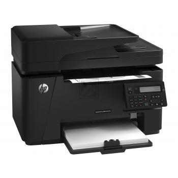 Hewlett Packard Laserjet Pro MFP M 127 FN