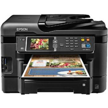 Epson Workforce WF 3640