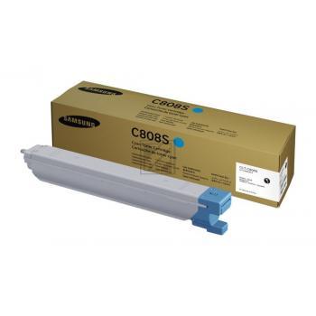Samsung Toner-Kit cyan (CLT-C808S, C808S)