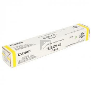 Canon Toner-Kit gelb (8519B002, C-EXV47)