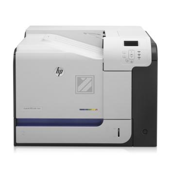 Hewlett Packard Color Laserjet Enterprise M 550
