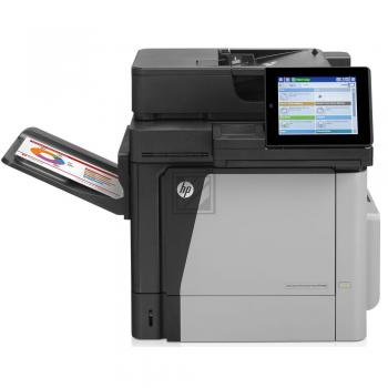Hewlett Packard Laserjet Enterprise Flow  MFP M 680