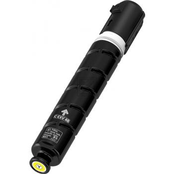 Canon Toner-Kit gelb (9109B002, C-EXV48Y)