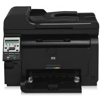 Hewlett Packard Laserjet Pro 100 Color MFP M 175 Q