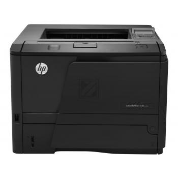 Hewlett Packard Laserjet Pro 400 M 401 N