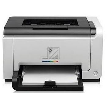 Hewlett Packard Laserjet CP 1012 Color Printer