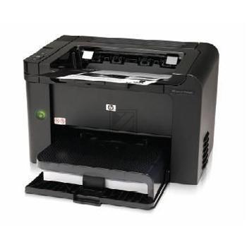 Hewlett Packard Laserjet Pro P 1602