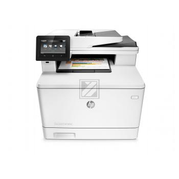 Hewlett Packard Color Laserjet Pro MFP M 477