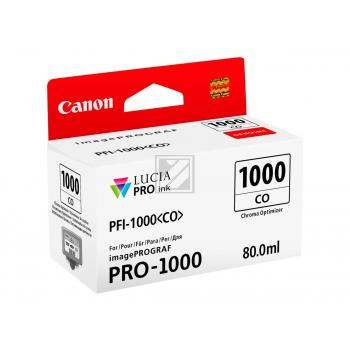 Canon Tintenpatrone chrom optimizer (0556C001, PFI-1000CO)