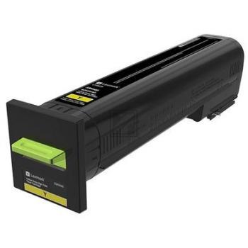 Lexmark Toner-Kit gelb HC (82K0X40) Qualitätsstufe: A