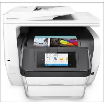 HP OfficeJet Pro 8730 AiO 2400 x 1200DPI Thermal Inkjet A4 24Seiten pro Minute WLAN