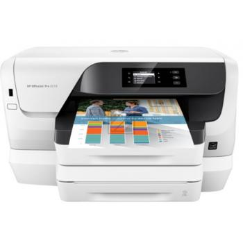 Hewlett Packard Officejet Pro 8218