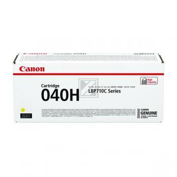 Canon Toner-Kartusche gelb HC (0455C001)