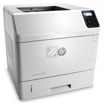 Hewlett Packard Laserjet Enterprise M 605 N