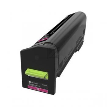 Lexmark Toner-Kit Return magenta HC plus + (82K2UM0) Qualitätsstufe: B