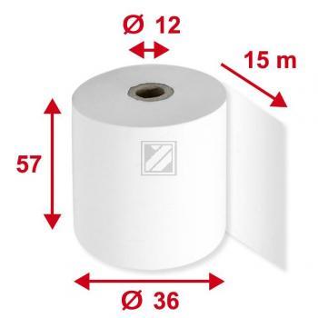 Thermorollen 57.0 mm x 15 m Pack à 5 Stück
