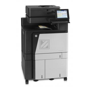 Hewlett Packard Color LaserJet Enterprise Flow MFP M 880 Z Plus NF