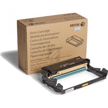 Original Xerox 101 R 00555 Bildtrommel Schwarz