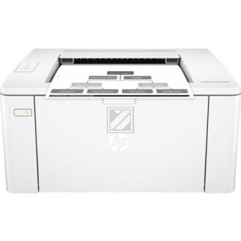Hewlett Packard Laserjet Pro M 102 A